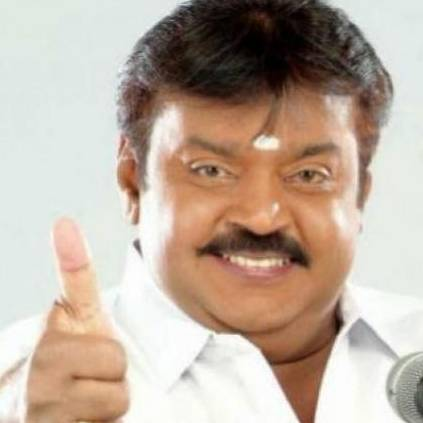 Vijayakant tweets about Tamil Nadu's historical cold weather