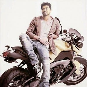 A mass victory for Vijay's film
