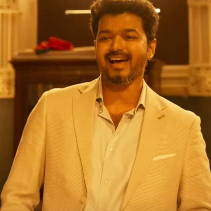 Vijay's Sarkar promo no 6 released by Sun Pictures