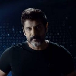 Chiyaan Vikram does it for Police!