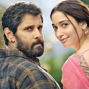 Latest update from Vikram's next action film!