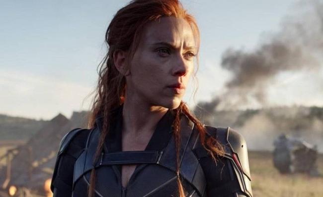 Viral - Black Widow latest trending release announcement