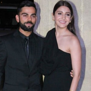 ''We aren't getting engaged'' - Virat Kohli