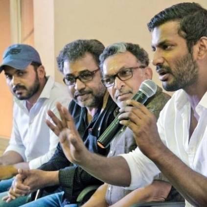 Vishal and Bhagyaraj teams Nadigar Sangam elections cancelled