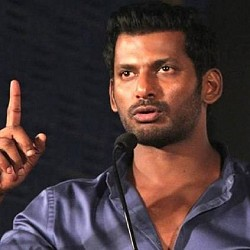 I've already entered politics. - Vishal massive statement
