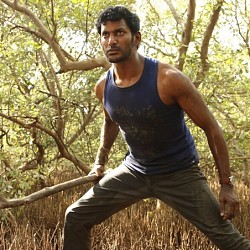 Vishal's Thupparivalan and Villain to release this September
