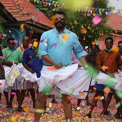 Viswasam teaser to release likely to release on 1st January 2019