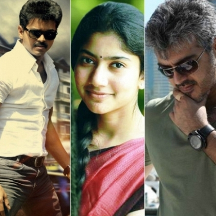 What if Sai Pallavi were to team up with any of the Tamil superstars like Vijay or Ajith?