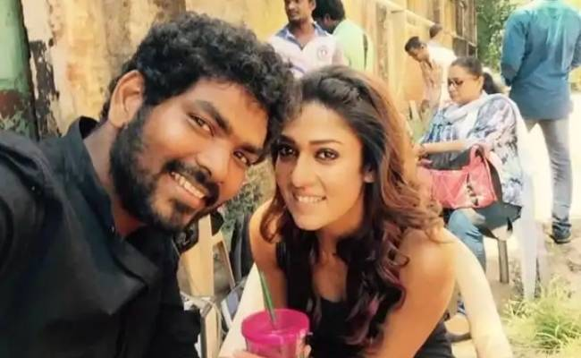 What were Nayanthara and Vignesh Shivan up to on Easter