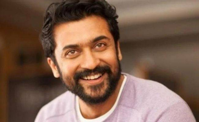Wow!! Did you know? Suriya's latest responsible initiative during COVID-pandemic thrills fans