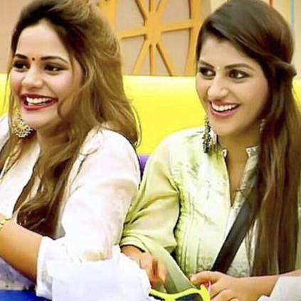 Yashika Aanand wishes Bigg Boss Aishwarya on her birthday