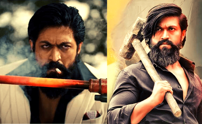 Yash's KGF villain talks exclusively about his shooting experience ft Garuda aka Ram