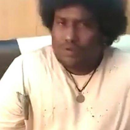 Yogi Babu unhappy with fake twitter accounts
