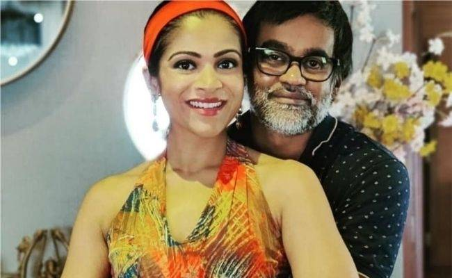"""""""You're stuck with me"""": Gitanjali's latest post for hubby Selvaraghavan is turning heads"""