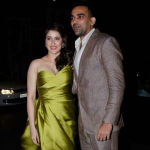 Just in: Zaheer Khan and Sagarika Ghatge to tie knot on...
