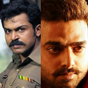 Vijay's villain for Karthi!