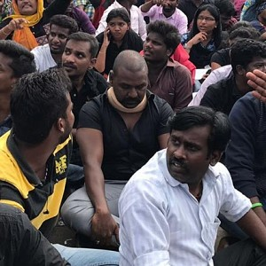 Raghava Lawrence spends a crore for the Jallikattu protesters!