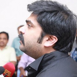 """It is only a personal request from me, the decision has to be made by the people"" - Simbu"