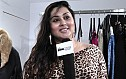 Actress Namitha checks out the new collections at Suede