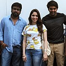 Arya Tamannah New Movie