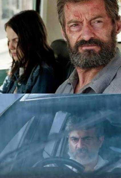 Siva's Viswasam and James Mangold's Logan: The rise of a fallen Superhero