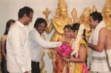 Actor Arun Pandian Daughter Wedding