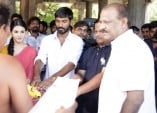 Anegan Movie Launch
