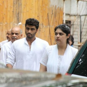 Arjun Kapoor's grandmother Sattee Shourie passes away