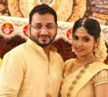 Bhanu and Rinku Tomy Engagement