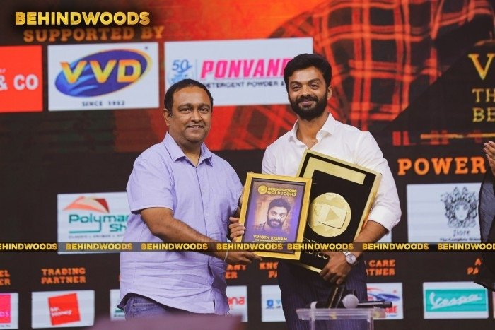 Behindwoods Gold Icons - The Awarding Photos