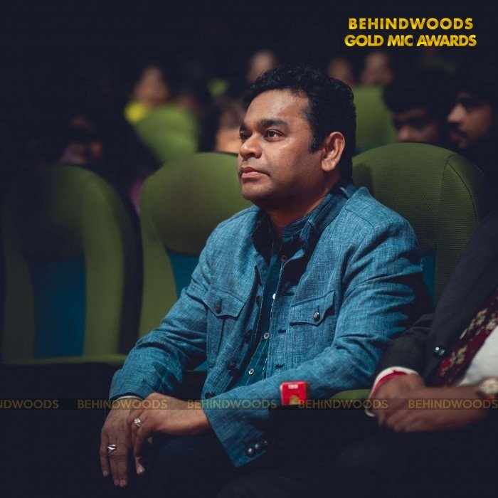Behindwoods Gold Mic - The Wallpapers