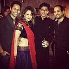 Bollywood Stars At Shah Rukh Khans Eid Party