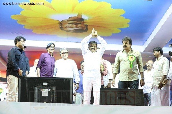 Captain Vijayakanth 40 years Celebrations