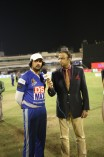 CCL 4 Semi Final 2 - Karnataka Bulldozers Vs Mumbai Heroes Match