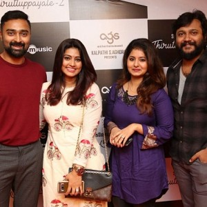Celebrities At Thiruttuppayale 2 Redcarpet Premiere Show