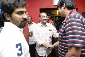 Celebs At Meyaadha Maan Movie Premiere Show