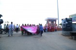 Chennai Turns Pink and ECR Walker Association jointly Organised Pink Ribbon Walk.