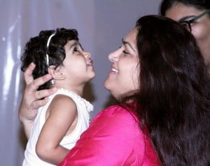Dance Choreographer Shobi's Daughter 2nd Birthday Celebration