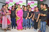 Devayani at Green Trends 124th Salon Launch