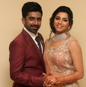Dharan Kumar And Deekshitha Wedding Reception