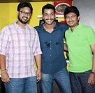 Dhayanidhi, Arulnidhi & Udhayanidhi together