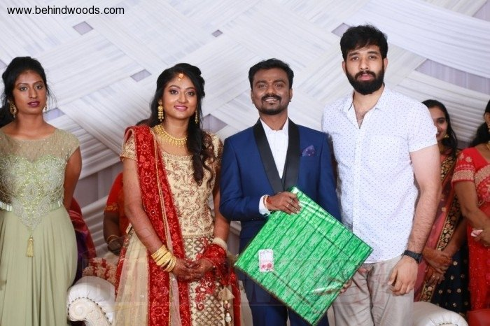 Director Rajkumar Periasamy wedding