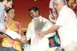 Director Seeman and Kayalvizhi wedding