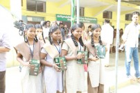 Film Chamber Distributed Free Solar Lights