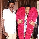 Harris Jayaraj Birthday Celebrations