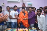 'I' 50th day celebration by Vikram fans