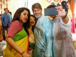 Jagapathi Babu's daughter wedding photos
