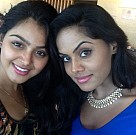 Karthika Nair Birthday Celebration
