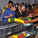 Last Respects to Balu Mahendra Day 2