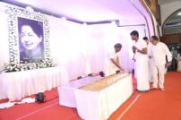 Nadigar Sangam Mourning Meeting